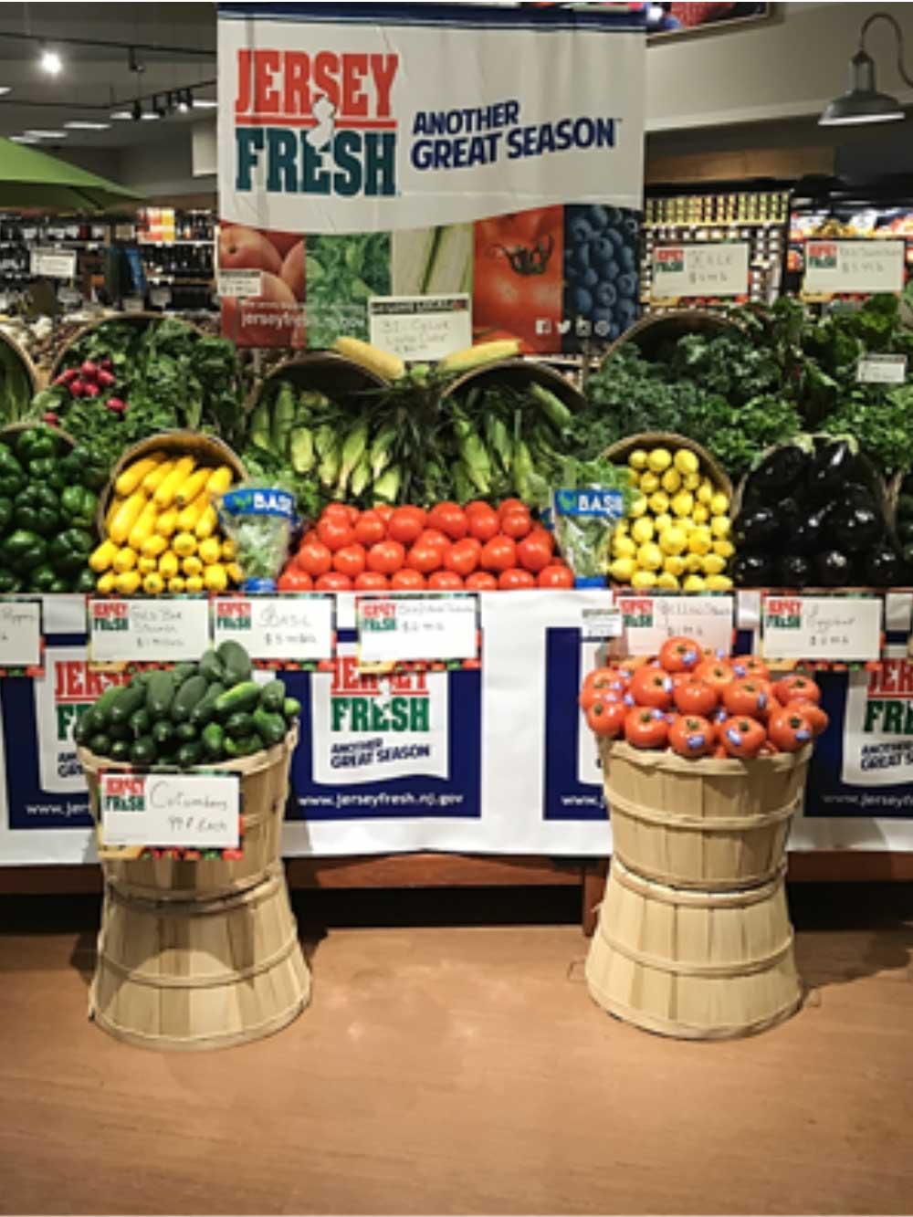 Farmlind Produce - Customer Store